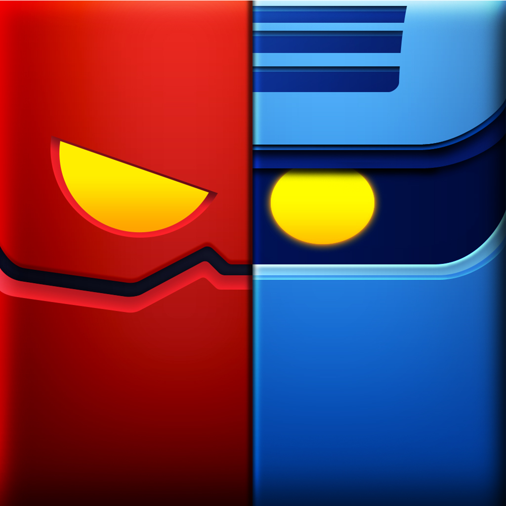 iPhone, iPad: »The Bot Squad: Puzzle Battles«